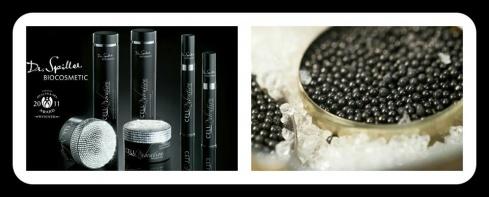 Diamantenstaub, Champagner und Kaviar