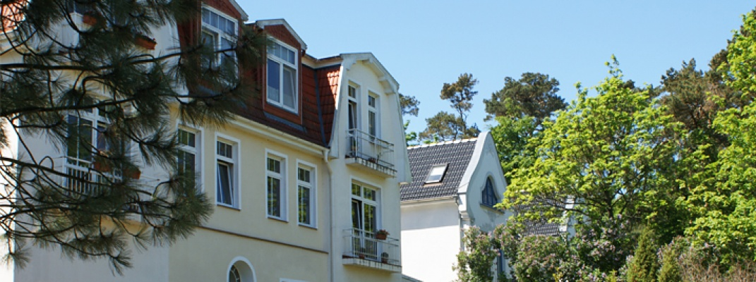 Hotels im Ostseebad