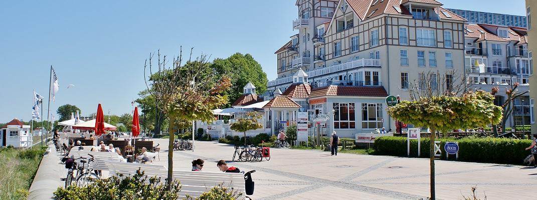 Ferienwohnungen im Ostseebad